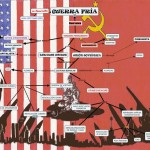 Guerra Fría: cuadros sinópticos y mapas mentales