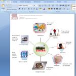 Toda la información que necesitas para hacer un mapa mental en Word
