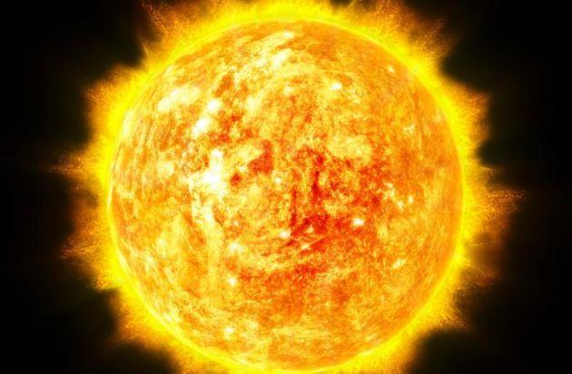 cuadros sin pticos sobre el sistema solar y el sol