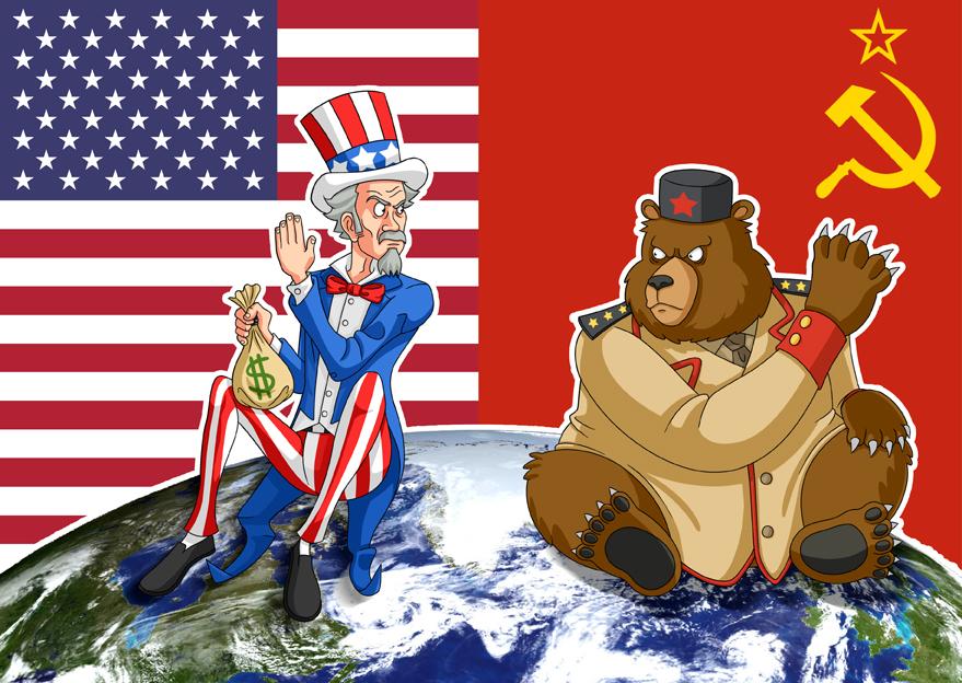 Resultado de imagen de guerra fría