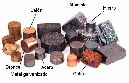 Cuadros comparativos entre metales y no metales Caractersticas y