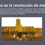 Cuadros sinópticos y comparativos entre Revolución de Mayo y Revolución Francesa