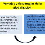 cuadro comparativo de aspectos positivos y negativos de la globalizacion