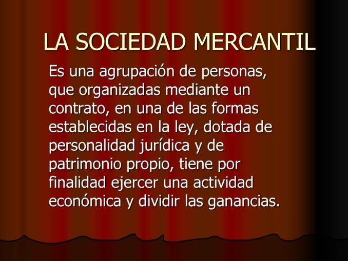 Cuadros comparativos de sociedades mercantiles | Cuadro
