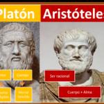 Cuadros comparativos entre Platón y Aristóteles