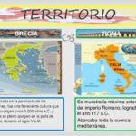 Cuadros comparativos, diferencias y similitudes, entre Grecia y Roma