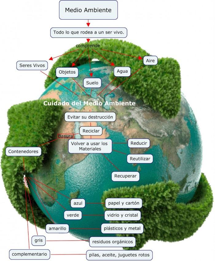 Mapa+conceptual+Medio+Ambiente