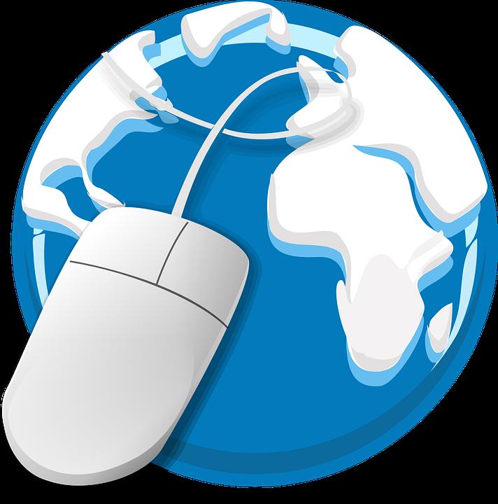 Mapas mentales sobre internet y cuadros sin pticos for Logo sito internet
