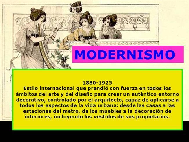 modernismo1324397_634639254004141250