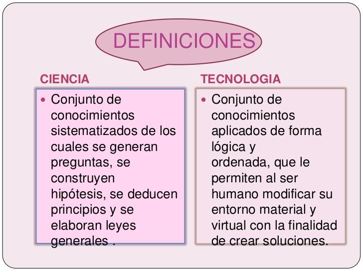 Que Es Ciencia Y Tecnologia Concepto Sitios Online Para Adultos En Zaragoza