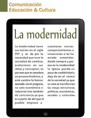 la-modernidad
