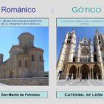 Cuadros comparativos entre Arte Románico y Gótico, encuentra todas sus diferencias