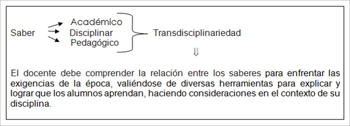 relacic3b3n-entre-transdisciplinariedad-y-saberes