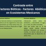cuadros comparativos sobre bioticos y abioticos