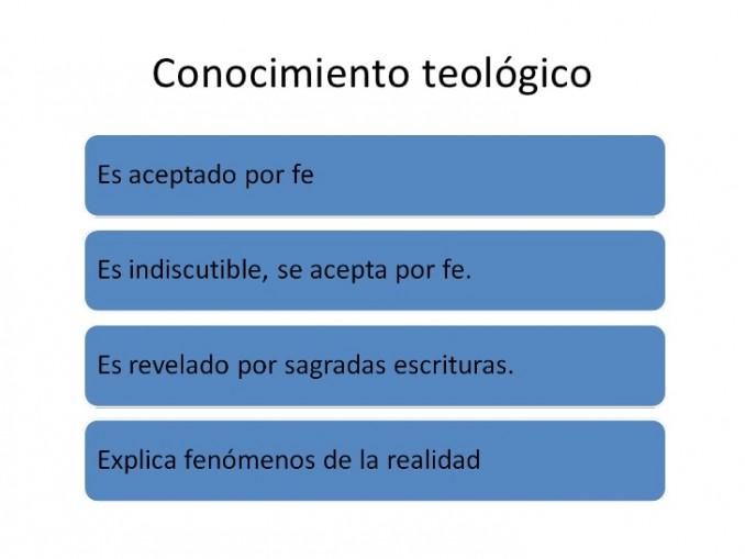 Caracteristicas Del Conocimiento Cientifico Racional